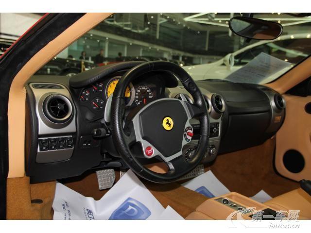赛道精灵 法拉利f430 gtc高清图片