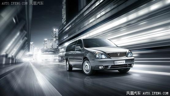 2014款别克GL8商务车上市 售20.9万元起高清图片
