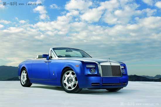 超级震撼 史上最贵九大绝世名车面面观 高清图片