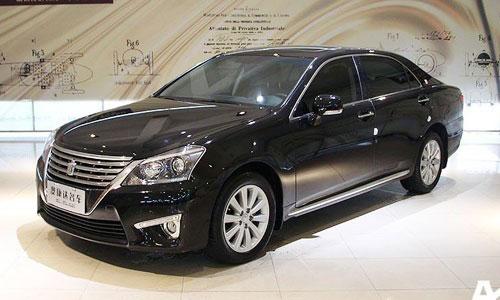 二手丰田皇冠商务轿车最低23.8万即可入手高清图片
