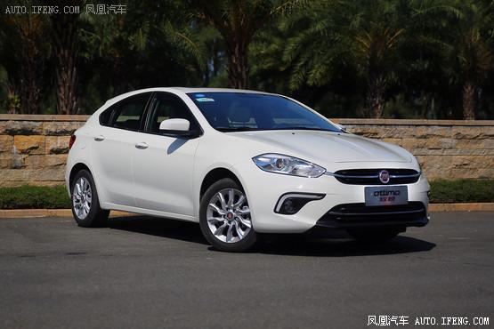 2014款 菲亚特致悦 菲亚特致悦将于今日上市 共推3款车型 高清图片