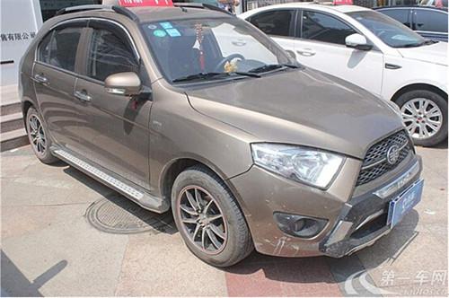 夏利N7 MINI SUV高清图片