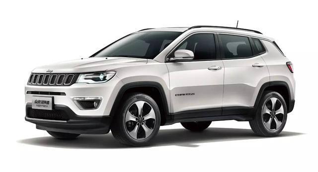 全新Jeep指南者 引领家庭SUV向专业标准升级高清图片