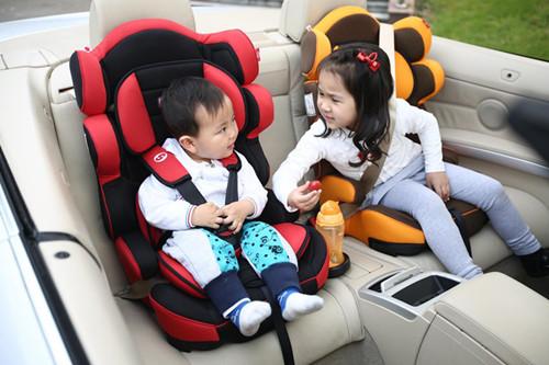 谈儿童安全座椅的重要性!