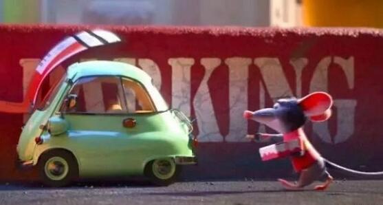 《疯狂动物城》分明就是一部汽车广告片