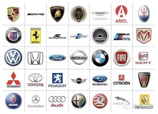 为什么中国品牌缺少经典车标?