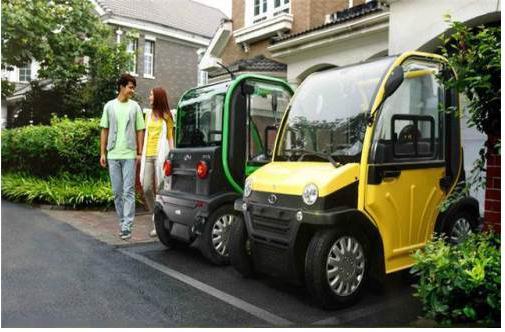 大阳巧客教你电动汽车安全充电及保养维护正确姿势
