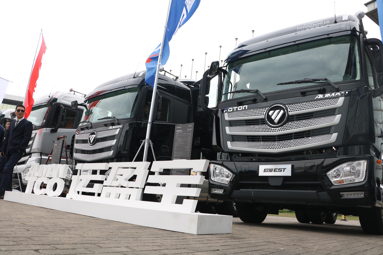 欧曼EST超级卡车TCO运盈宝正式发布 - 二手车商用车热点-第一车网